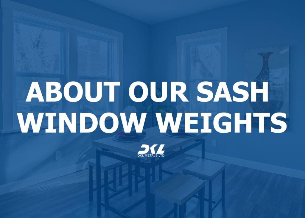 sash window weights, casting alloys, solder analysis